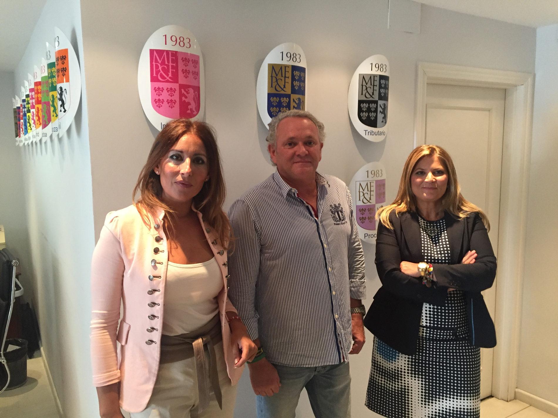Renovación de los acuerdos de colaboración entre Martinez-Echevarría Abogados y la asociacion Centro Comercial Abierto Centro Córdoba