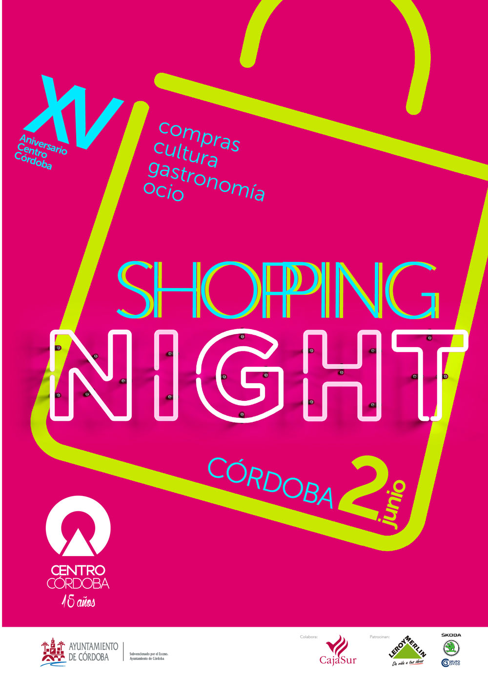 Sexta edición Shopping Night