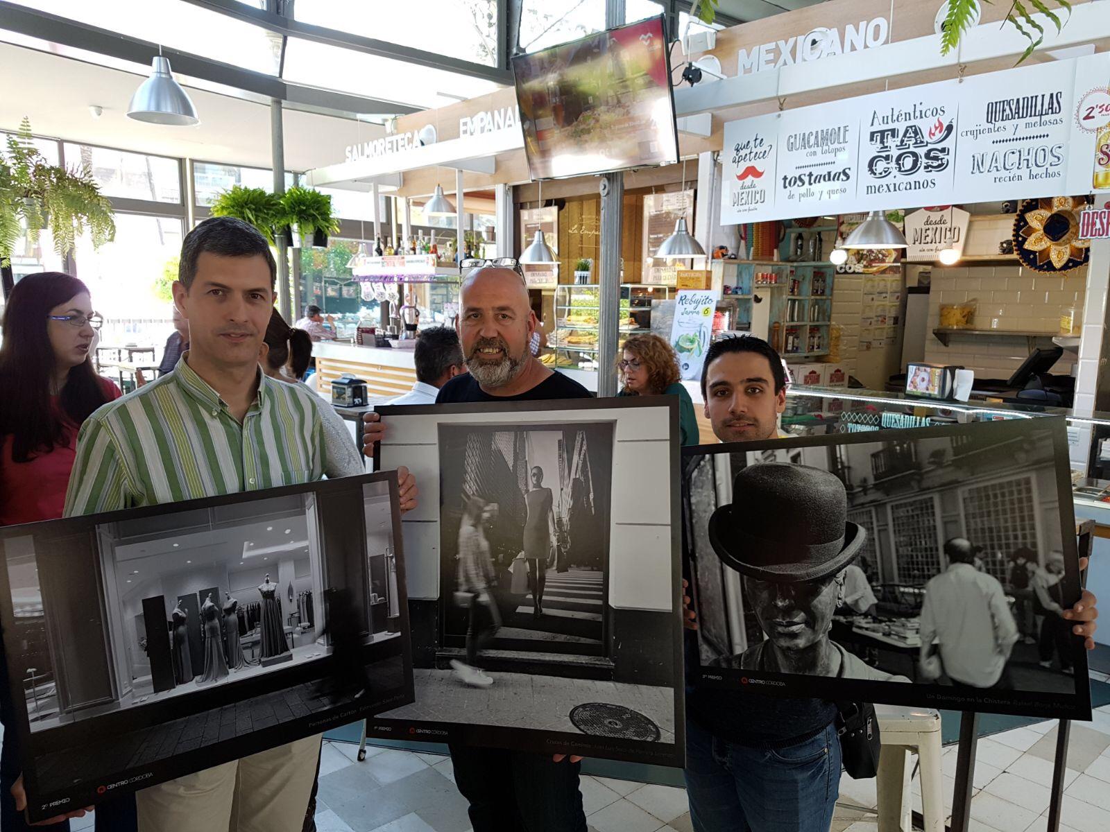 Rueda de prensa galardonados premio fotografía